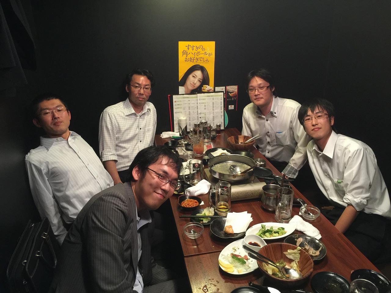 20150札幌歓迎会